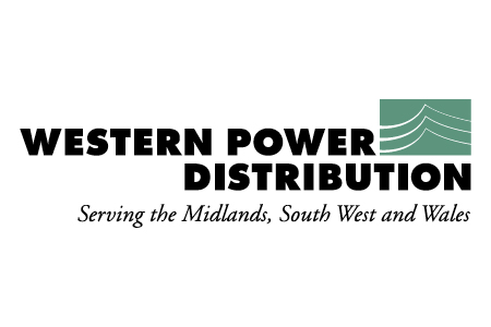 <p>Western Power Distribution</p> logo